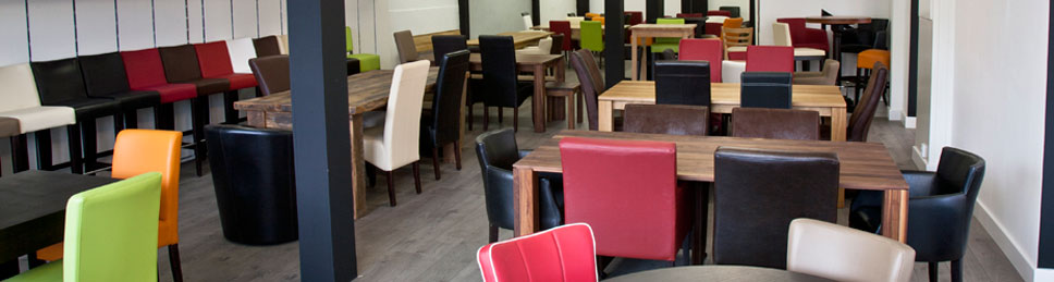 Tapos meubelfabriek meubels voor horeca en wonen for Meubels horeca